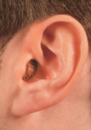 CIC hearing aid |Custom Hearing Solutions - Omaha and Lincoln Nebraska