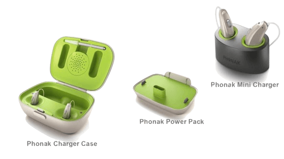 phonak-chargers