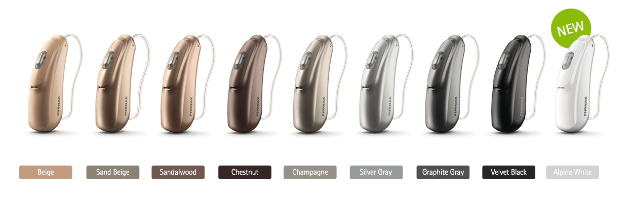 Phonak Audeo B-R hearing aids in Nebraska