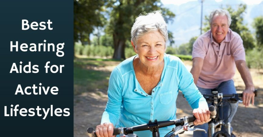 Custom Hearing Solutions - Best Hearing Aids for Active Lifestyle