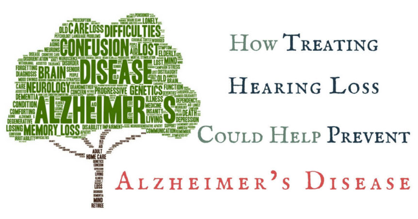 How Treating Hearing Loss Could Help Prevent Alzheimer's Disease