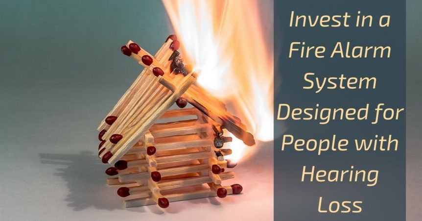 Custom Hearing Solutions - Invest in a Fire Alarm System Designed for People with Hearing Loss