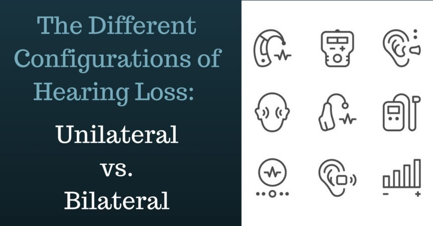 Custom Hearing Solutions - The Different Configurations of Hearing Loss_ Unilateral vs. Bilateral