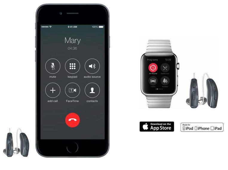 Smart Phone Hearing Aids